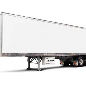 Krueger launches new dry vans at Brisbane Truck Show
